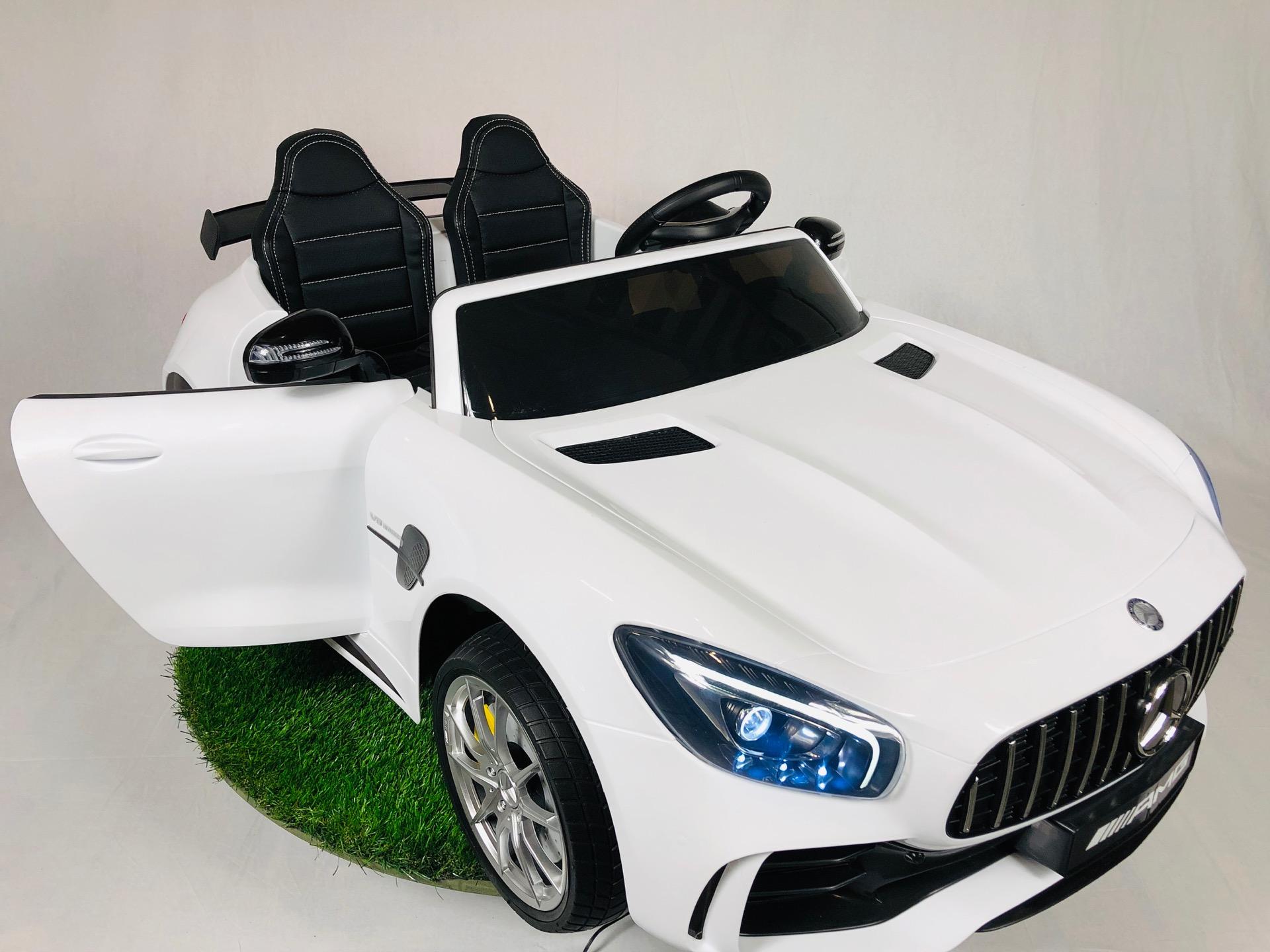 Mercedes Benz 2 Persoons Elektrische Kinderauto Kidsautodealer